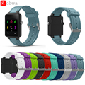 For Garmin Vivoactive Acetate Sports Watch Watchbands New Replacement Wristband Silicone Bracelet Watch Strap Band Fashion Color