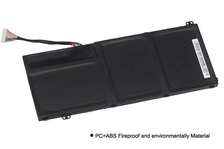 KingSener nuevo AC14A8L batería del ordenador portátil para Acer Aspire VN7-571 VN7-571G VN7-591 VN7-591G VN7-791G KT.0030G 001 11,4 V 4605 mAh - 3