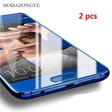 MODAZONGYE, 2 шт, закаленное стекло, huawei Honor 9, защита экрана, huawei Honor 9, STF-L09, Honor 9, защита экрана, стекло, полное покрытие