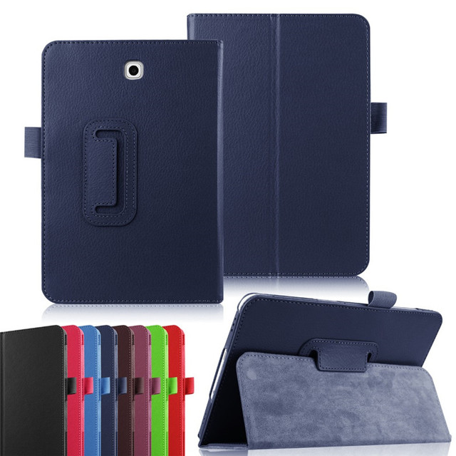 PU Leather Tablet Case Cover For Samsung Galaxy Tab 3 P3200 GT-P3200 SM-T211 T210 Luxury Stand Protective Shell 7.0 inch