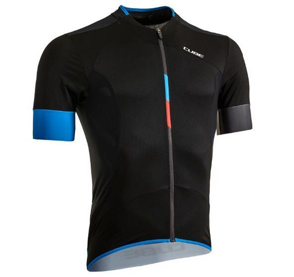 High Quality ! 2017 Summer Cube Cycling Jerseys Short Sleeve Bike Clothing MTB Bicycle Clothes Ropa Ciclismo