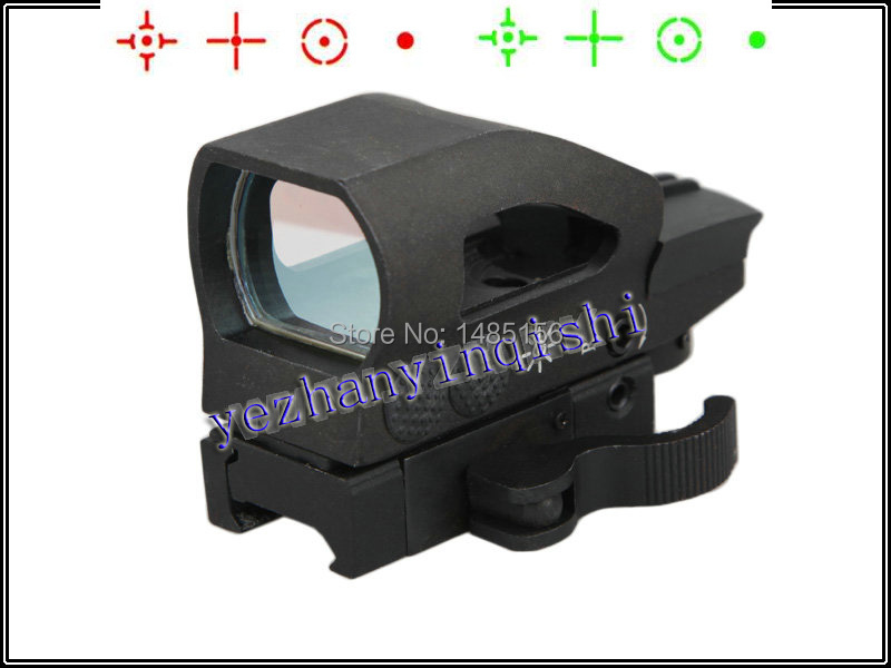Hunting Tactical 20mm Weaver orbit  Quick release  Holographic 1x33 Reflex Red Green Dot Sight Scope gub 889f r quick release fender board red