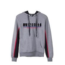 KODASKIN Men R1200ST Cotton Round Neck Casual Printing Sweater Sweatershirt Hoodies