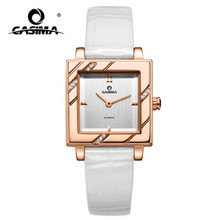 CASIMA Women's New Ladies Fashion Luxury Quartz Wristwatch Lady Creative Personality Life Waterproof Watch Women Casual Watches
