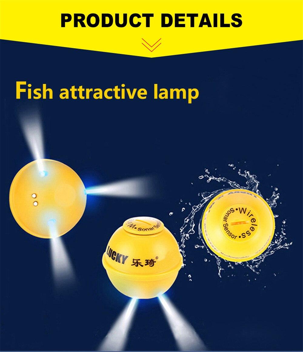 cheap localizadores de peixe 01