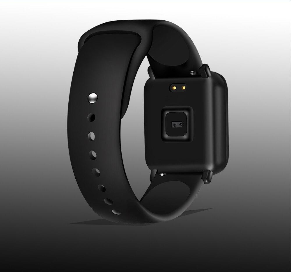 HTB1w1Xba7L0gK0jSZFAq6AA9pXaj LIGE Smart Bracelet Women IP67 Waterproof Fitness Tracker Wristband Pedometer Heart Rate Monitor Sport Smart watch Android ios
