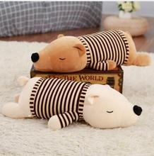 WYZHY Down cotton soft raccoon plush toy doll Send friend gift sofa bed decoration Pillow80cm