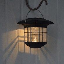 Wasserdichte Solar LED Hof Hängenden Lampe Hohe Helligkeit LED Landschaft  Pfad Yard Garten Im Freien Dekorative Kronleuchter