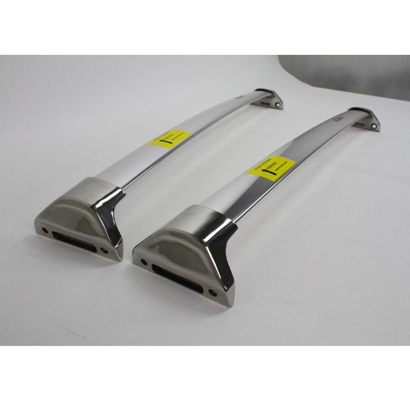 Stainless steel material Cross Bar for Acura MDX 2014 2015 2016 Baggage Luggage Roof Rack Rail