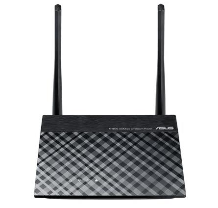 ASUS RT-N12+ 3-in-1 Router/AP/Range Extender For Large Environment, With Time Scheduling, VPN Server And IPTV Support