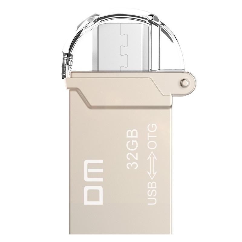 OTG USB Flash Drive PD008 8 GB 16 GB 32 GB USB2.0 met dubbele - Externe opslag - Foto 2