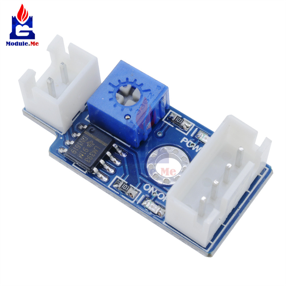 Lm393 Comparator Module Microcontroller Development Board Learning How To Build A Voltage Circuit Using An 1 X