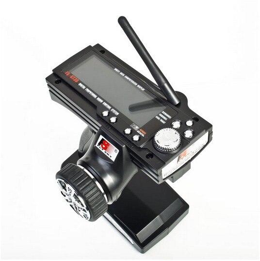Flysky FS-GT3B 2,4G 3CH радио модель дистанционного управления передатчик приемник для RC автомобилей лодки