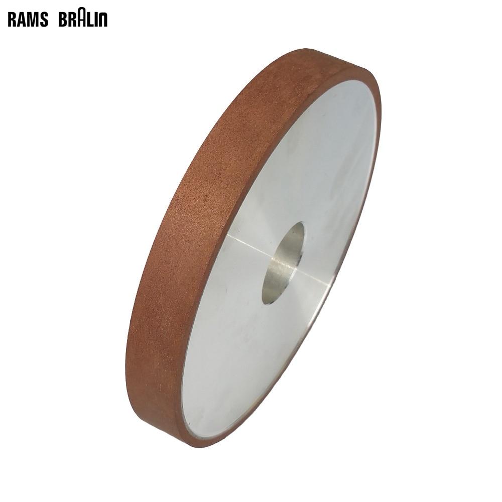 Roue Abrasive dalliage de diamant de rabat de 150*20*32*4mm pour le meulage de scie de couteauRoue Abrasive dalliage de diamant de rabat de 150*20*32*4mm pour le meulage de scie de couteau
