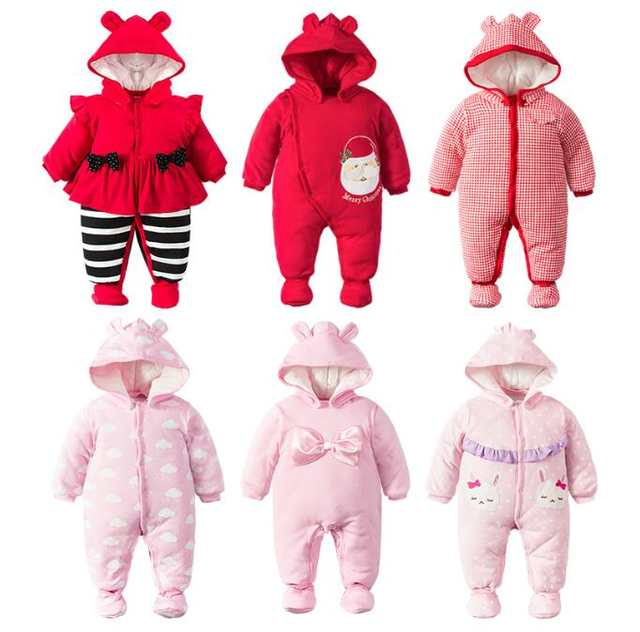 765cac0db Online Shop Baby s warm outer clothes 0 -3- 6 month newborn baby ...