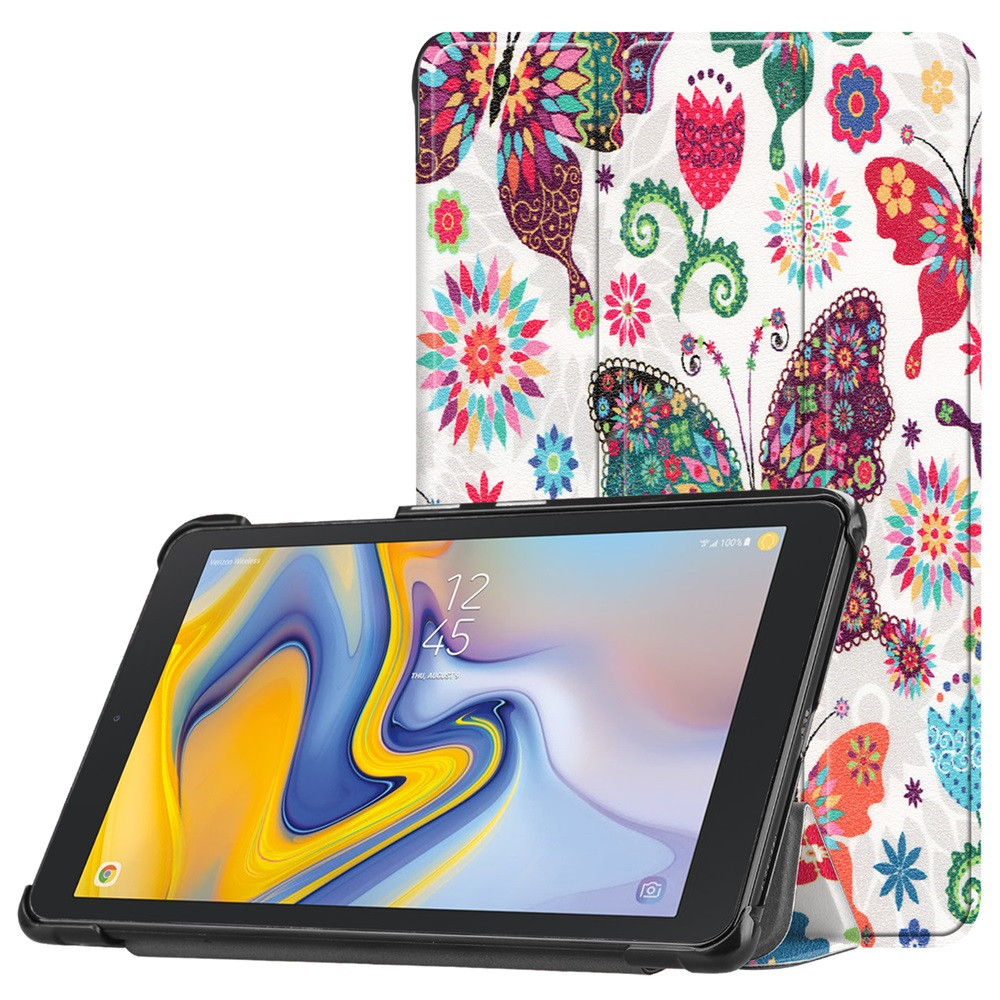 2019 Hot Sale Protective Case For Samsung Galaxy Tab A SM-T387 Verizon/Sprint Case Slim Shell Cover 8.0 #T2