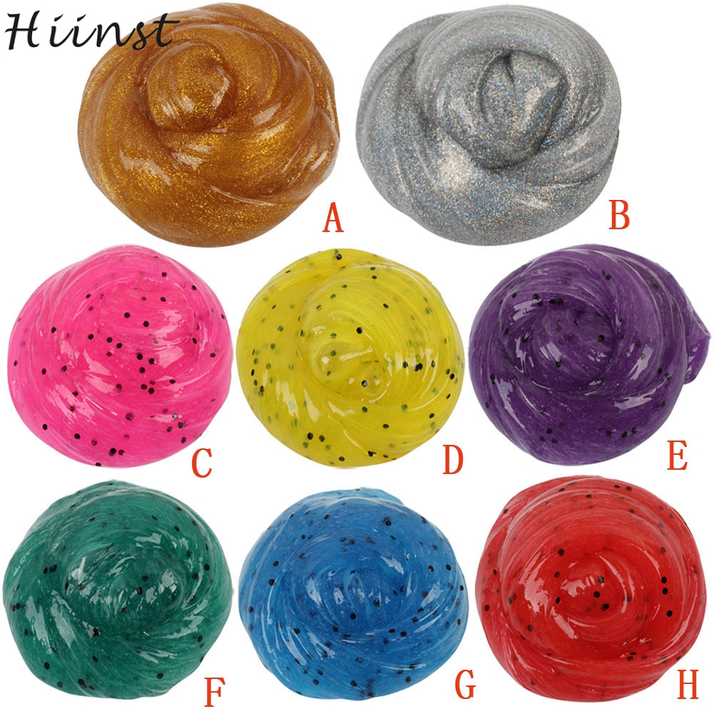 HIINST Slime Scented Stress Relief Toy No Borax Kids Toy Sludge Toy Soft JAN15 P30 drop SHIPPING