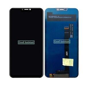 Image 2 - Oryginalny 6.2 cala dla Asus ZenFone 5 2018 ZE620KL X00QD/5Z ZS620KL wyświetlacz LCD montaż digitizera ekranu dotykowego z ramką