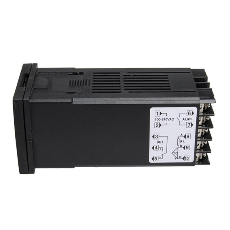 Digital PID Controlador de Temperatura com Sonda