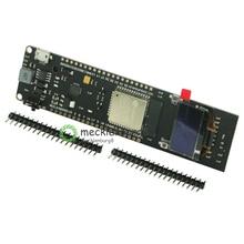 ESP32 0.96 OLED عرض واي فاي بلوتوث 18650 بطارية ليثيوم درع تطوير وحدة CP2102 استبدال ESP8266 مبيعات زعيم