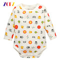ZOFZ Animal baby boy&girls clothes 100% cotton candy color baby rompers o-neck 6M-24M Newborn Roupas de bebe Baby Clothes