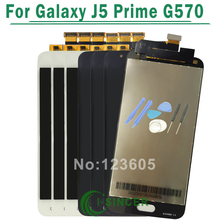 For Samsung Galaxy J5 Prime G570 LCD Display Touch Screen Digitizer Assembly Replacement Tools Free Shipping