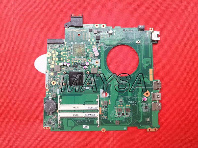 762526-501 762526-001 Main Board Fit For HP Pavilion 15-P Series Laptop Motherboard DDR3 AM8 CPU Full tested laptop notebook motherboard system board 734826 501 734826 001 for hp pavilion touchsmart 15 15 n a4 5000m series 100% tested