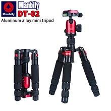 Manbily DT 02 mini treppiedi per il telefono mobile e la macchina fotografica macro tiro desktop di supporto video