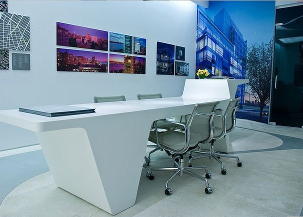 Conference Table Office Desk Modern Design