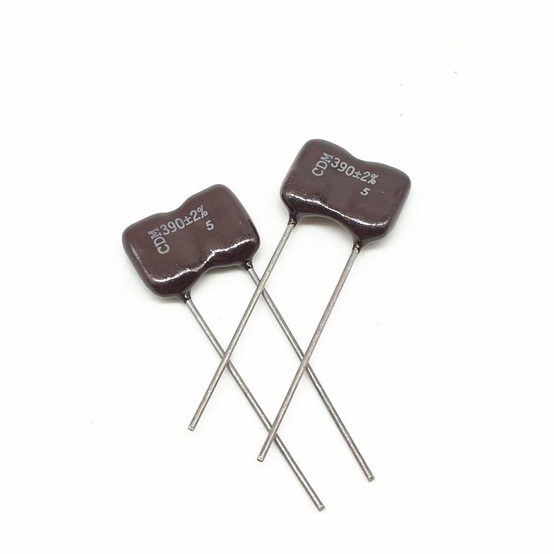 300V39pf 390j Silver mica capacitor High frequency Precision Capacitors