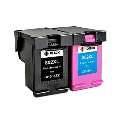 Для hp802 802xl совместимый для 802 с чернилами hp Deskjet 1000 1010 1050 1510 2000 2050 3050 J110a J210a J410a J510a J610a