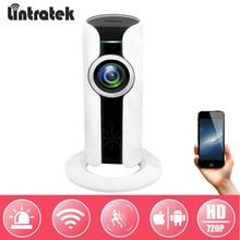 hot deal buy lintratek hd 720p wifi panoramic vr camara surveillance wireless camera mini wi-fi ip home camera baby monitor ip cam