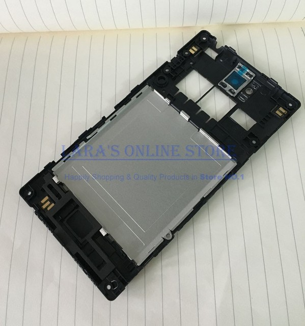 the latest e63b0 8e296 US $6.64 5% OFF Original Back Battery Housing Frame Housing For Sony Xperia  C S39h S39 C2305 Middle Frame +Camera Lens +Flash Repair Parts-in Mobile ...
