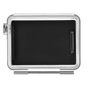 Image 3 - OOTDTY LCD Screen Display Touch Monitor Waterproof Back Door Case Cover Camera Accessories for Gopro Hero 4/3+/3