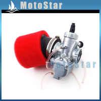 Molkt 26mm carburador + 45mm filtro de aire para chino 140cc 150cc 160cc motor SSR TTR Pitster Pro YCF Thumpstar pozo de la bici de la suciedad