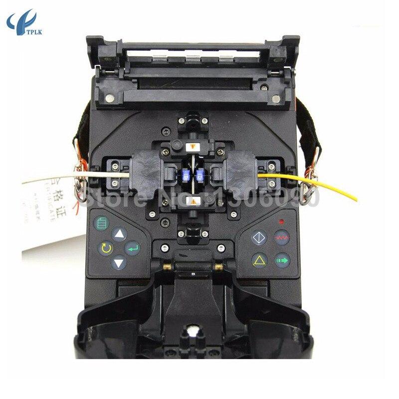 Лучшая цена DVP-760H волоконно-оптический сварочный аппарат многоязычный FTTx/FTTH машина для сращивания оптического волокна одноядерный