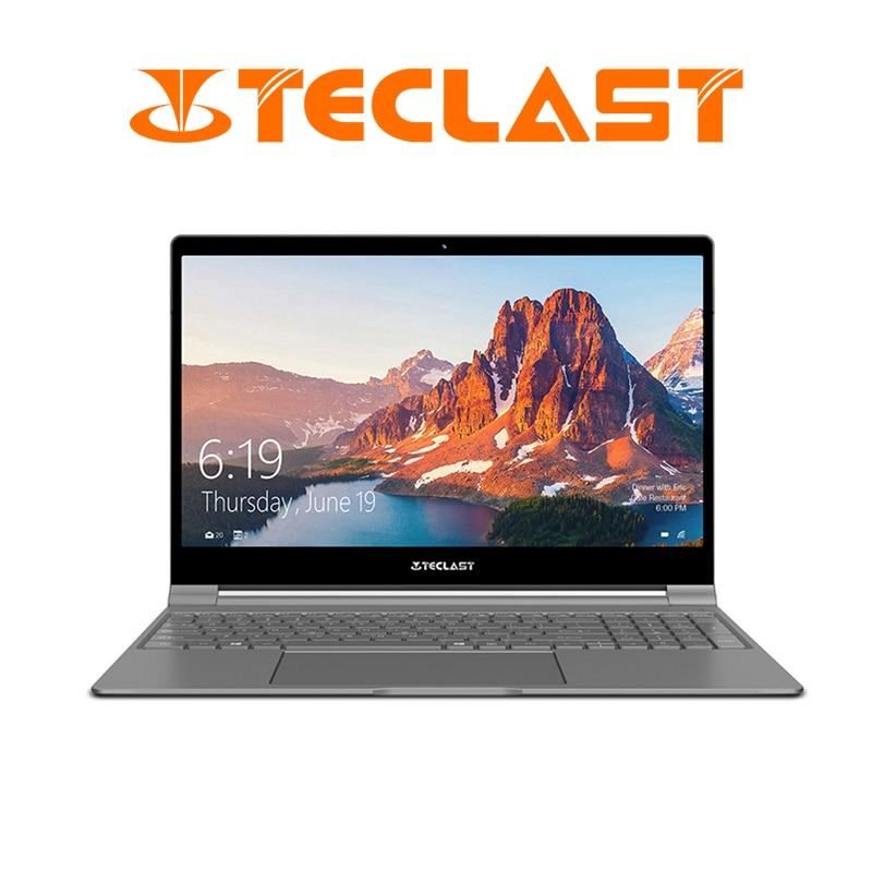 Teclast F15 Laptop 15.6 polegada 1920x1080 OS Intel Janelas 10 N4100 Quad Core 8 GB de RAM 256 GB SSD HDMI Notebook 6000 mAh