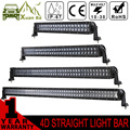 XuanBa 4D 52 inch 500W Led Light Bar For Tractor Boat Truck ATV SUV 4x4 Off road Driving Lamp 300W Led Bar Offroad Work Lights