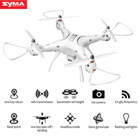 SYMA X8 Pro X8PRO GPS RC DRONE FPV Quadcopter With 720P WiFi HD Camera Professional Dron Helicopter VS SJRC S70W MJX Bugs 5W B3H