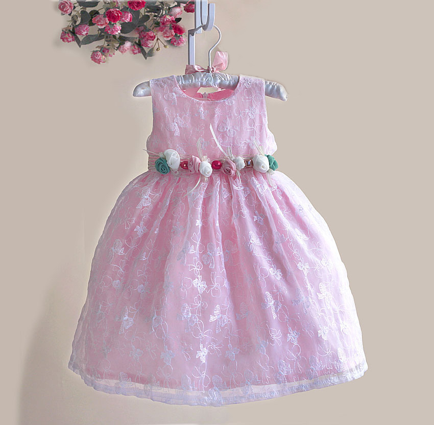 Подробнее о Brand Children Kids Lace Girls Dresses For Summer Autumn Princess Baby Girl Party Dress Kids Clothing 1-6 years baby girls dresses brand princess dress girl clothes kids dresses children costumes 3 14 years old