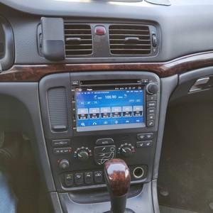 Автомобильный DVD-плеер, Android 10, автостереопроигрыватель для VOLVO S80, 2009-2005, Автомобильная GPS-навигация, 2 din, Магнитола, головное устройство 4G RAM
