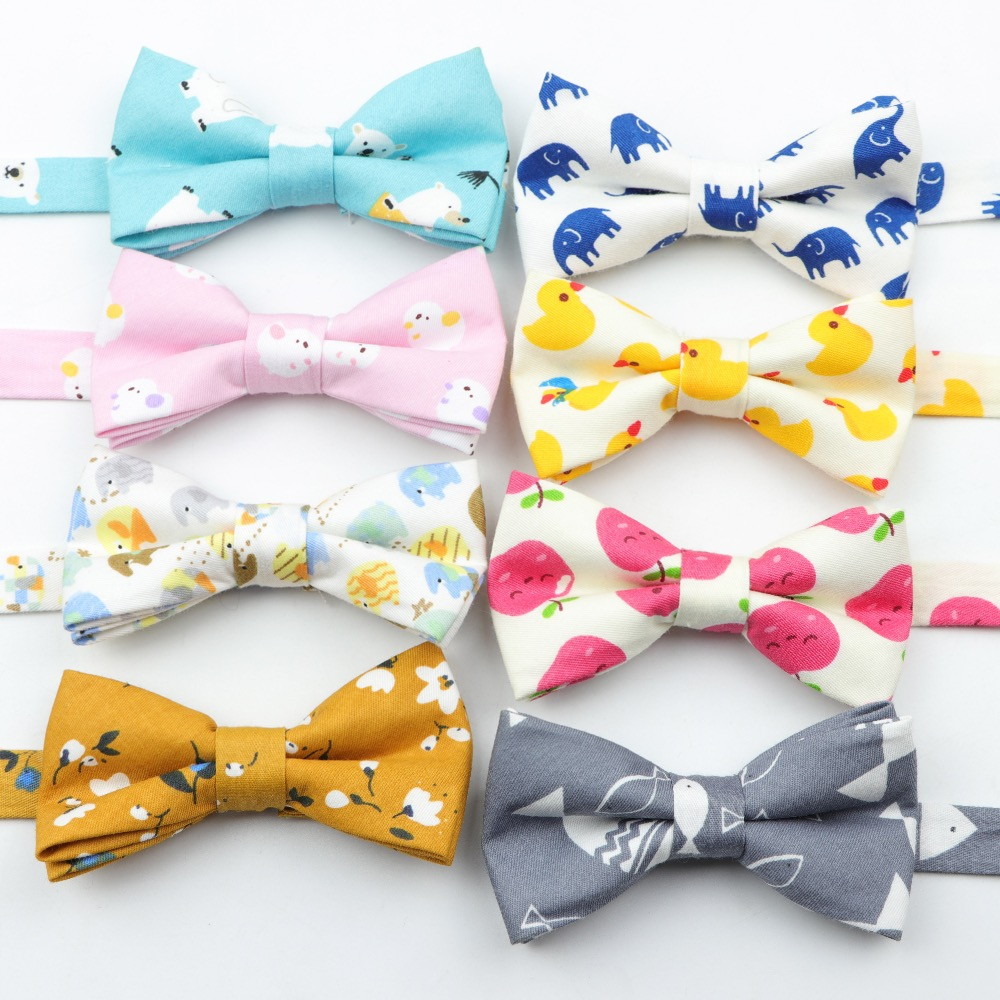 Classic Baby Kid Bow Ties Boy Children Pre Tie Tuxedo Bowties Pet Dog Cat Duck Fish Necktie Butterfly