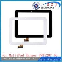 New 8 ''polegadas Digitador Da tela de Toque Para O PRESTIGIO MultiPad Ranger 8.0 4G PMT5287_4G Tablet Sensor de Vidro do painel Livre grátis