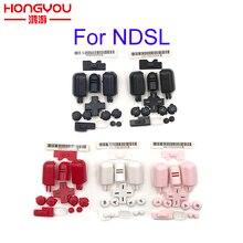 Remplacement A B X Y L R D Pad croix bouton complet Set de boutons pour DS Lite NDSL boutons