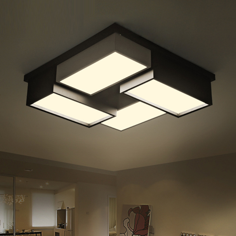 Aliexpress.com: Compre Ceiling Lights Design Luces Del Techo Luminarias Led Living  Room Light Modern Fittings Bedroom Dining Room Lamp Home Lighting De ... Part 86