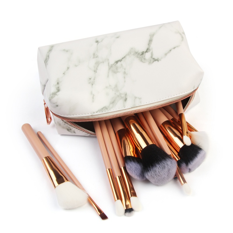 Marble Printing Fashion Women Organizer Case Totes Girls 2019 Coin Purse Cute Storage PU Zipper Coin Bag Cosmetic Makeup BagsMar
