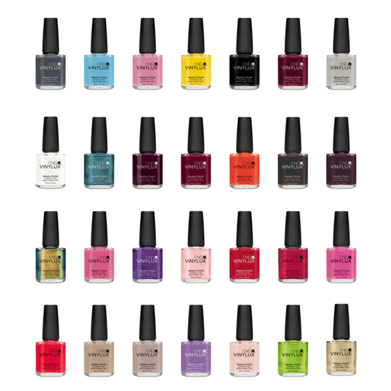 CND Vinylux Lacquer Nail Polish 102 # -- 132# free choose color here