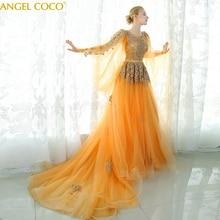 ANGEL COCO Dubai Evening dress 2019 spring Prom Dresses