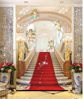 Custom luxury 3D Wallpaper,angel and stairs to heaven for the living room bedroom TV background wall waterproof papel de parede