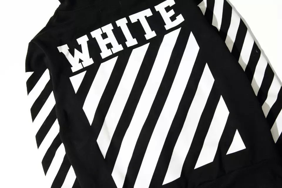 Online Shop High quality 2015 S/S street brand OFF WHITE hoodies ...